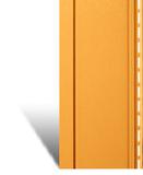"""Акриловый сайдинг Альта-Профиль """"Quadrohouse"""" цвет Orange"""