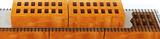 "Базальтовая сетка ""Гридекс"" кладочная 1х50 м (ячейка 25х8 мм)"